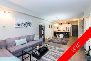 Central Pt Coquitlam Condo for sale:  1 bedroom 779 sq.ft. (Listed 2018-11-23)