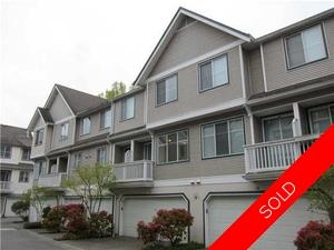 West Cambie Townhouse for sale:  3 bedroom 1,384 sq.ft. (Listed 2019-03-12)