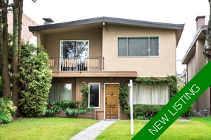 Kerrisdale House for sale:  6 bedroom 2,282 sq.ft. (Listed 2017-05-17)