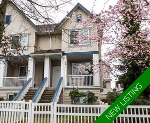 Granville Townhouse for sale:  3 bedroom 1,183 sq.ft. (Listed 2018-04-03)