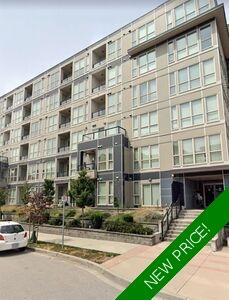 West Cambie Apartment/Condo for sale:   398 sq.ft. (Listed 2020-08-06)